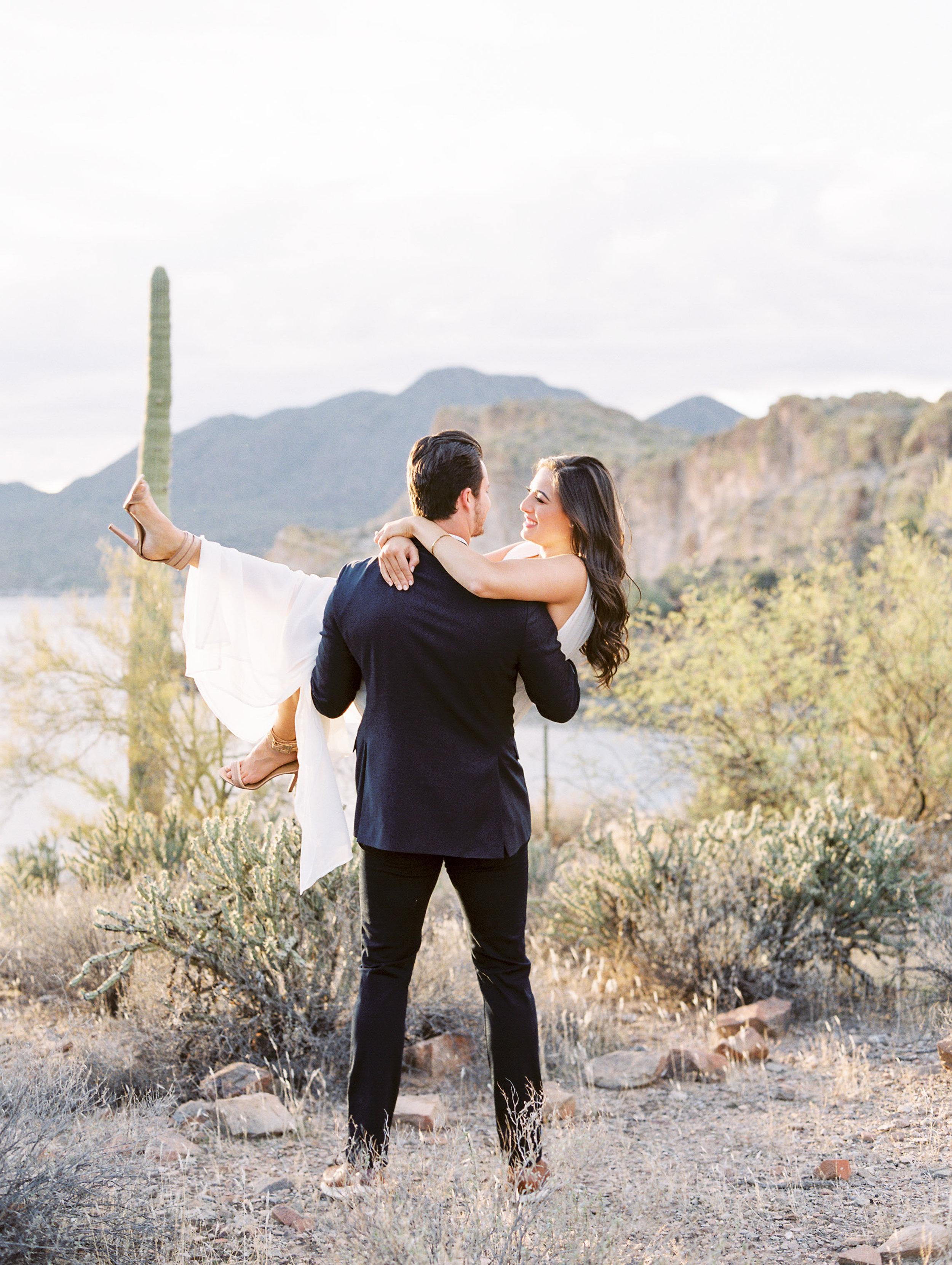 Arizona Desert Engagement Shoot: Alexa & Blake- Konsider It Done- AZ Arizona Wedding & Event Planner, Designer, Coordinator Planning in Scottsdale, Phoenix, Paradise Valley, Tempe, Gilbert, Mesa, Chandler, Tucson, Sedona