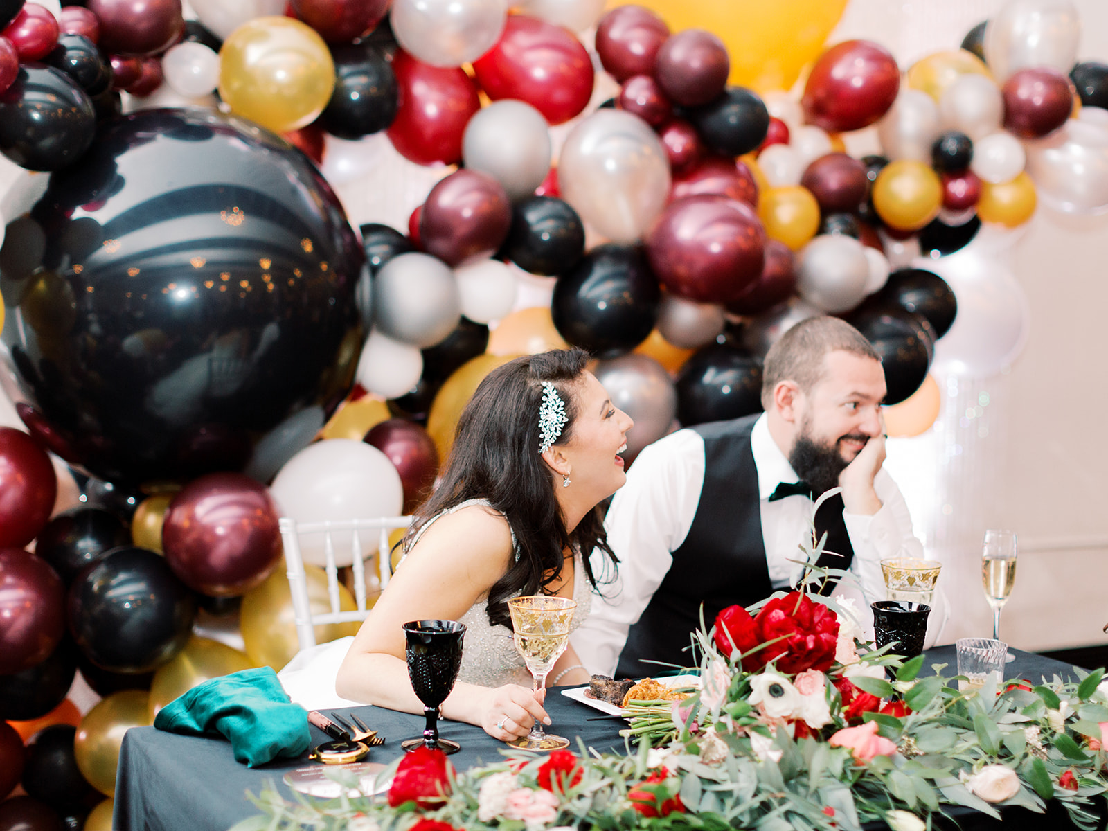 The Perfect Winter Wedding on NYE Filled with Balloons and Lots of Velvet: Kellye & Trevor- Konsider It Done- AZ Arizona Wedding & Event Planner, Designer, Coordinator Planning in Scottsdale, Phoenix, Paradise Valley, Tempe, Gilbert, Mesa, Chandler, Tucson, Sedona, Soho63