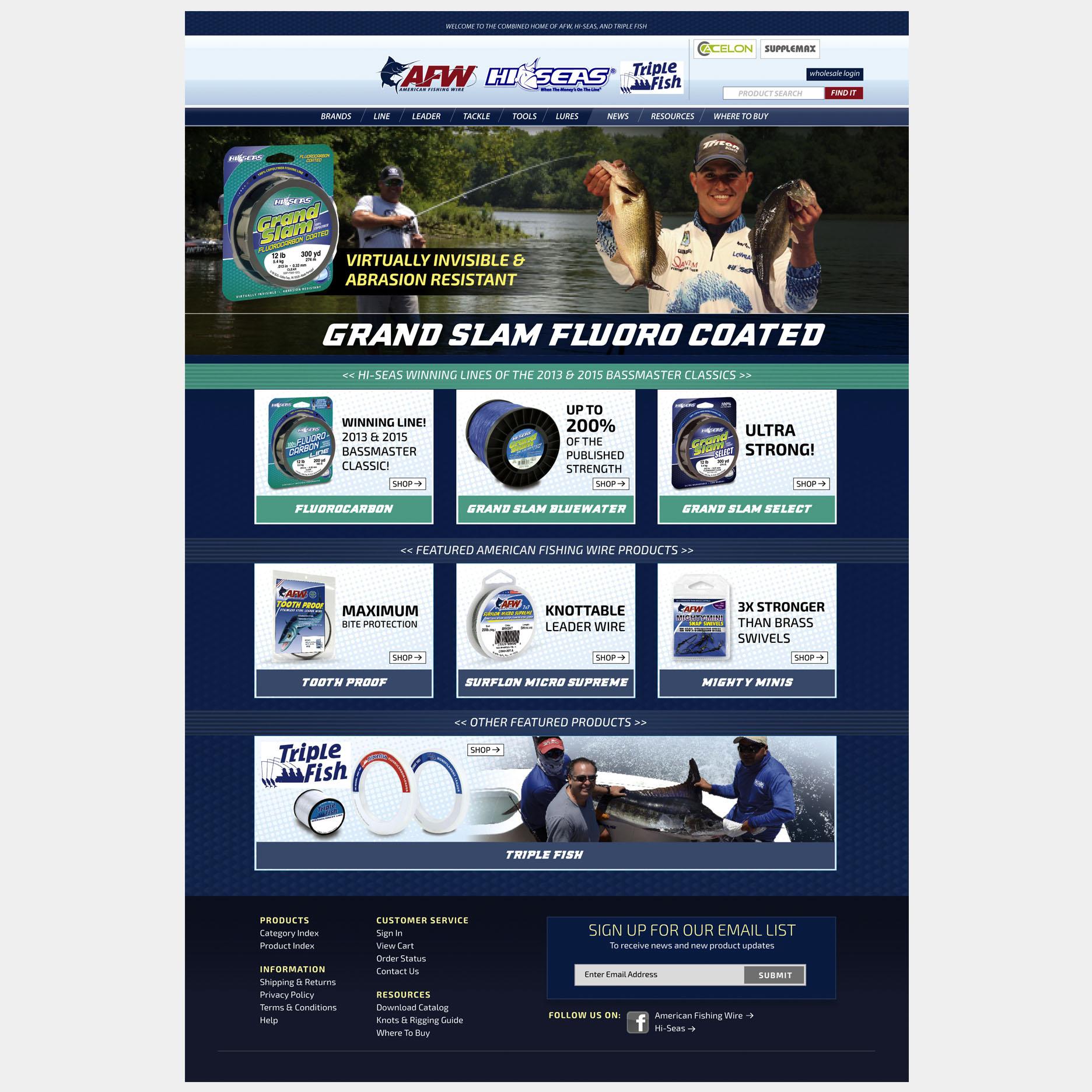 Website Homepage Proposal
