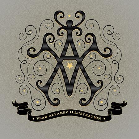 Vlad Alvarez Logo