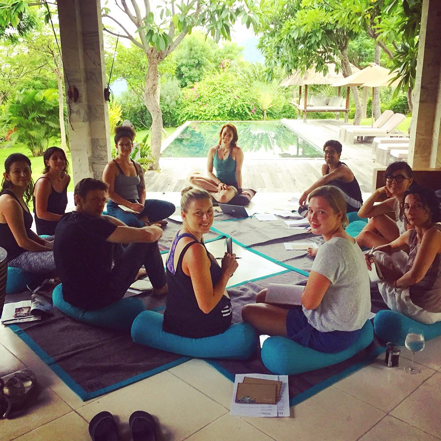 Eli is also available to guest-teach yoga, meditation, performance, and Divine Your Story™ workshops on additional retreats throughout the year. - Inquire HERE to request availability.