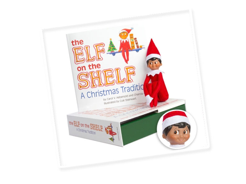 Elfy retails for 29.95 and can be found at elfontheshelf.com