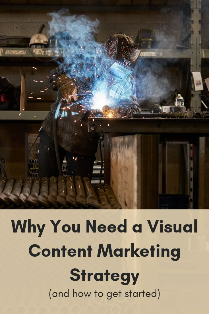 Click to learn why visual content is so important for your brand image. Nick Roush Photography.