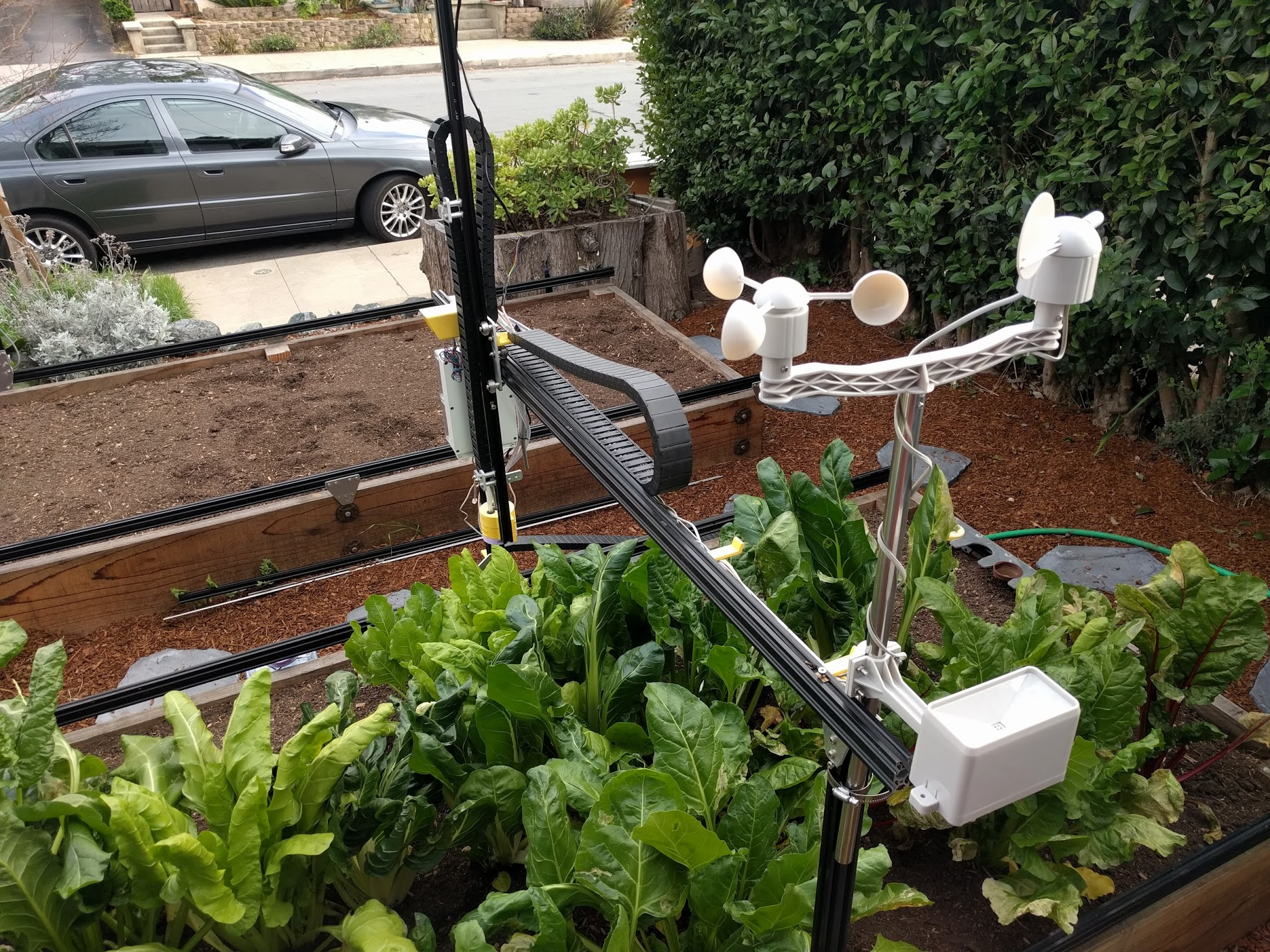Farmbot, the world's first open-source fully autonomous precision farming machine