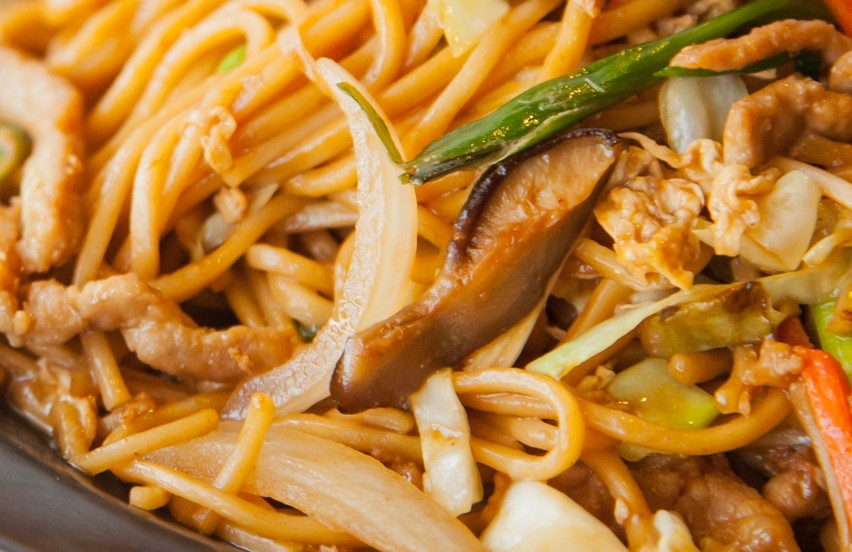 Taiwanese Chow Mein