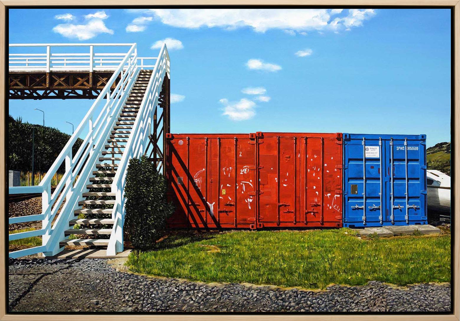 Containers and Overbridge