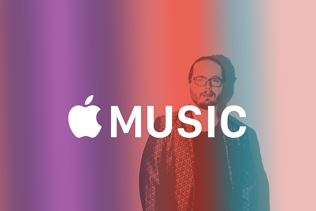 Follow Patrick Galactic on Apple Music