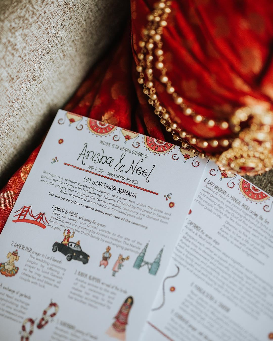 Indian Wedding Program Custom.jpg