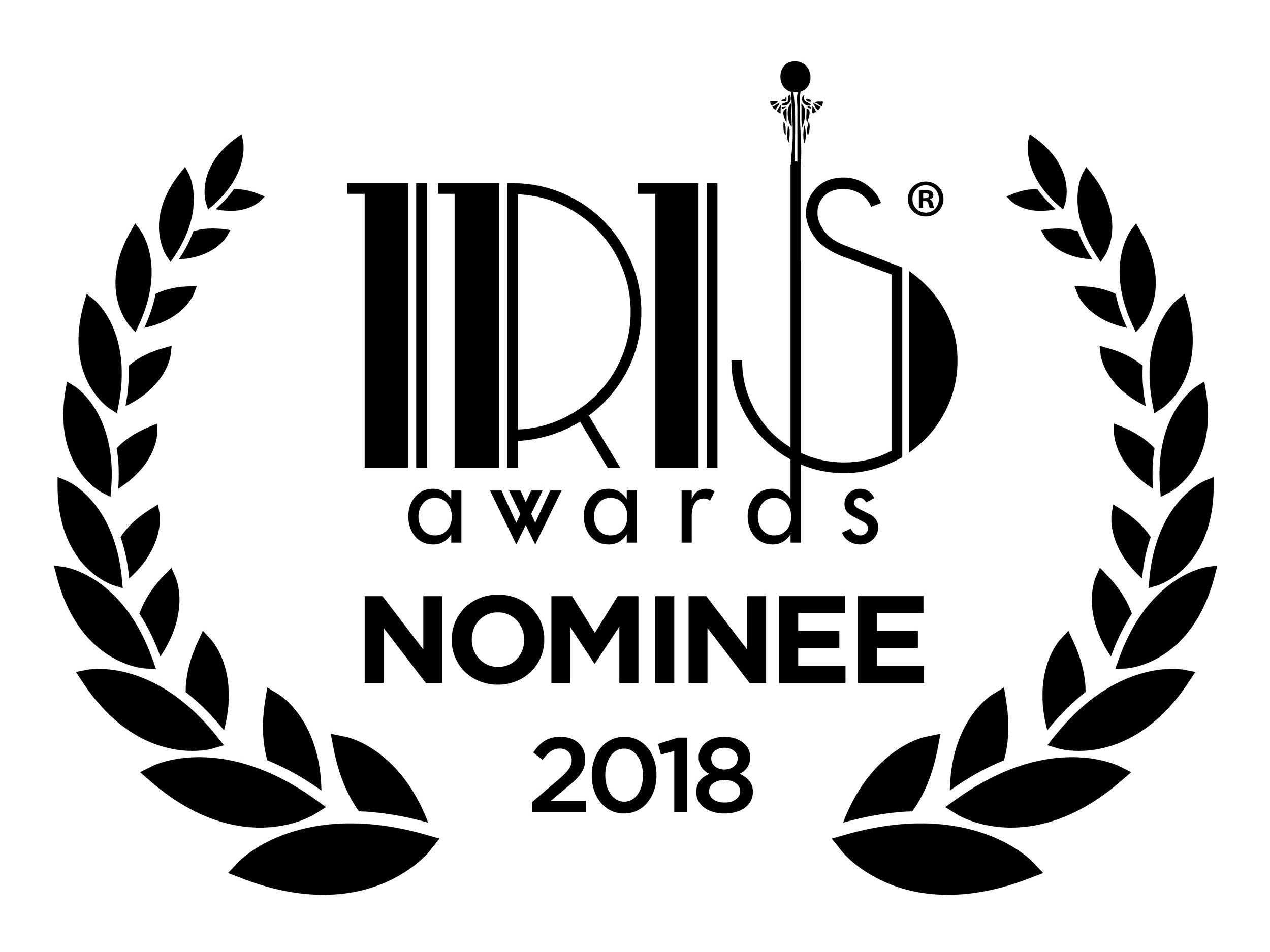 Iris Awards Nominee 2018