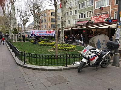 evet_erdogan_park