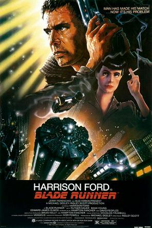 'Do you like our owl?' The poster from the original Blade Runner