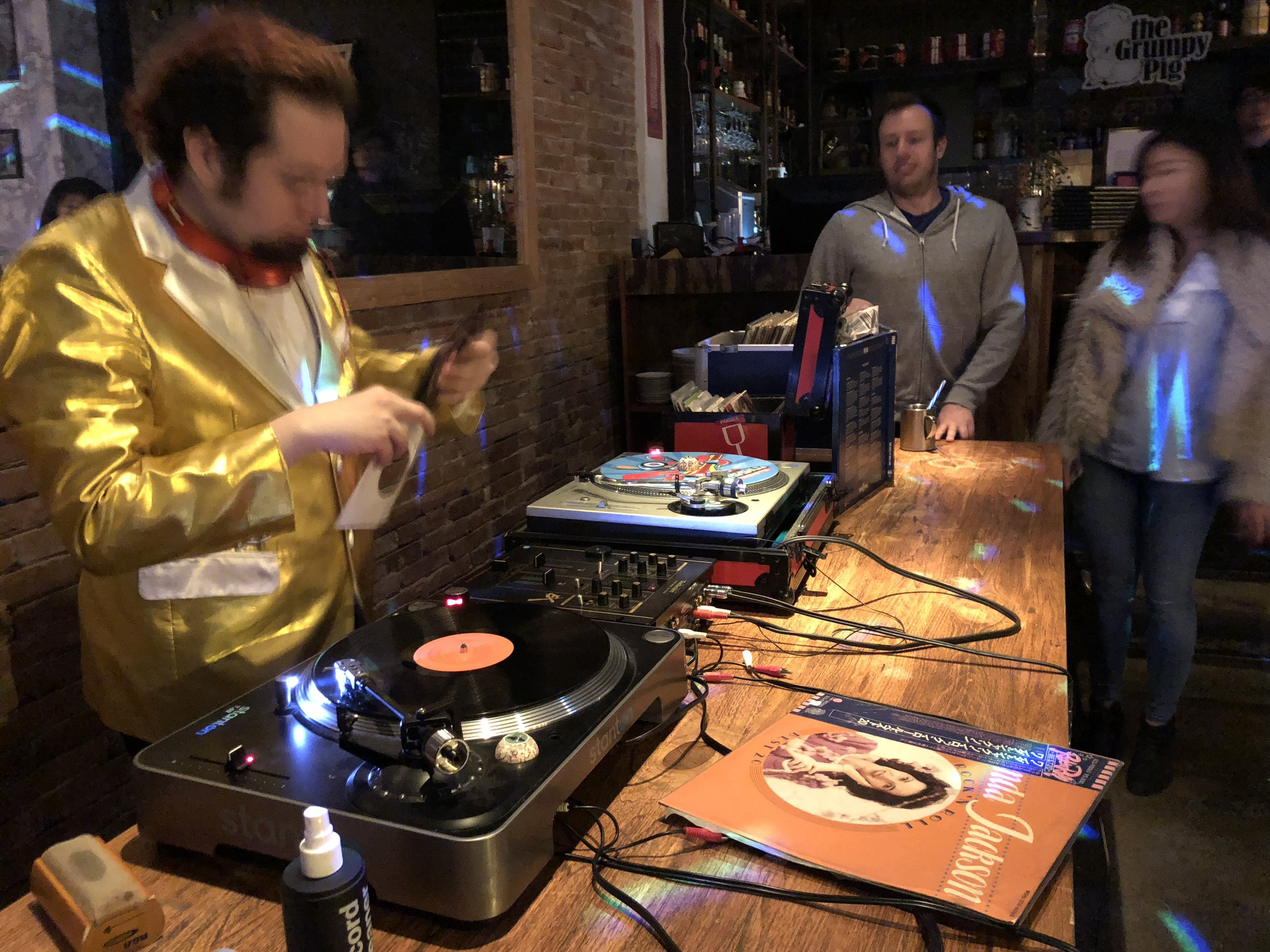 Chasing down the sounds of yesteryear with DJ B.O.