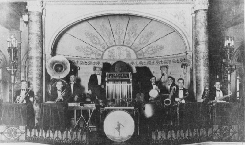 Ermoll's Orchestra (1920s, Majestic Ballroom)