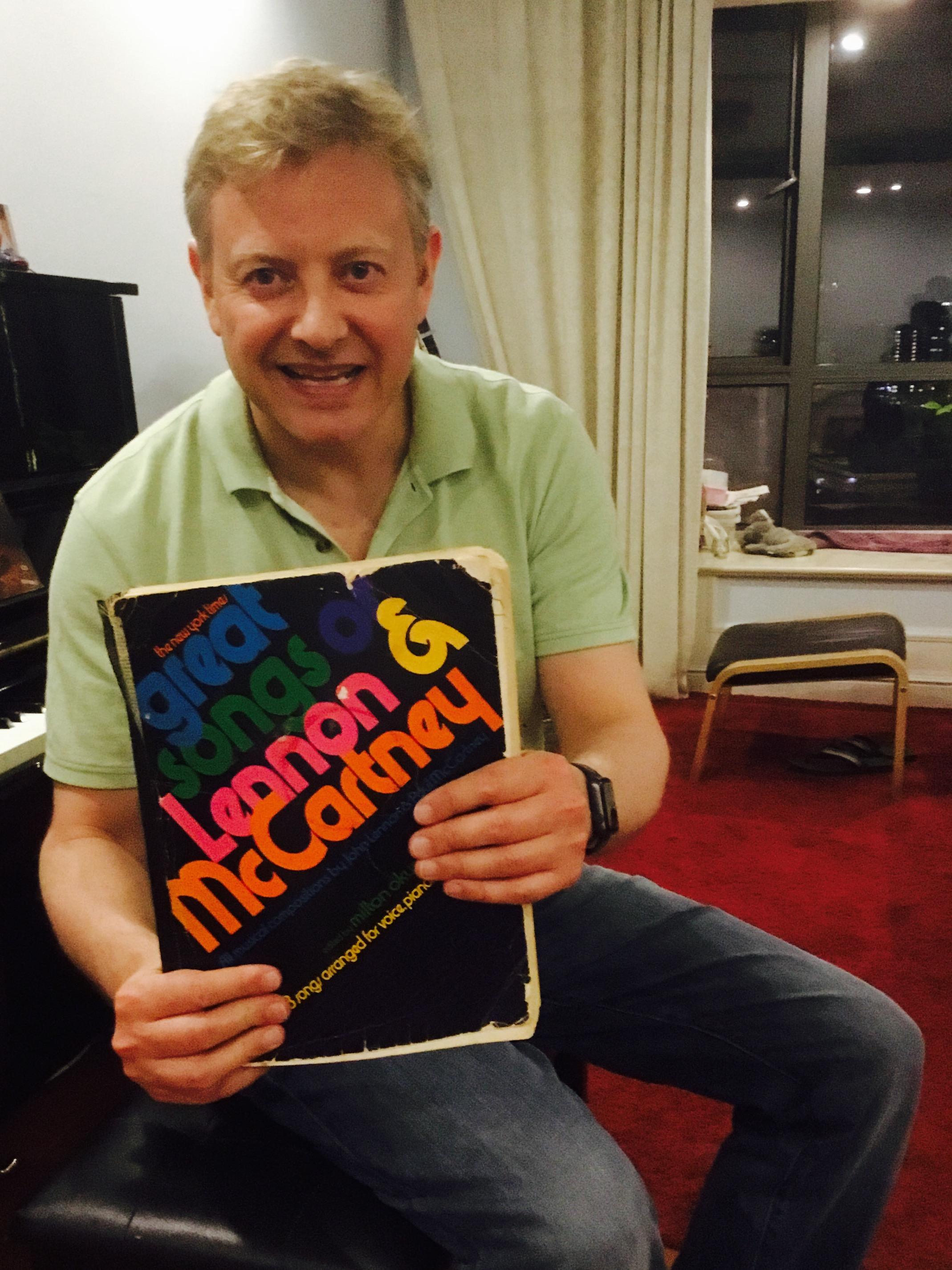My bible: the Songs of Lennon & McCartney