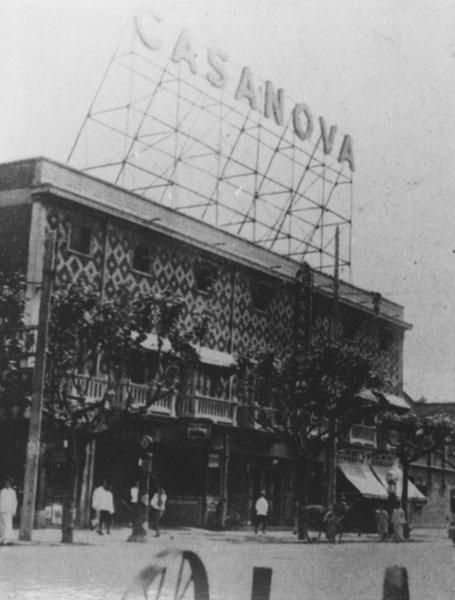 The Casanova Ballroom on Ave. Edward VII