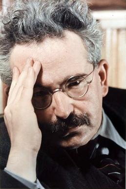 Philosopher and critic Walter Benjamin in the 1930s