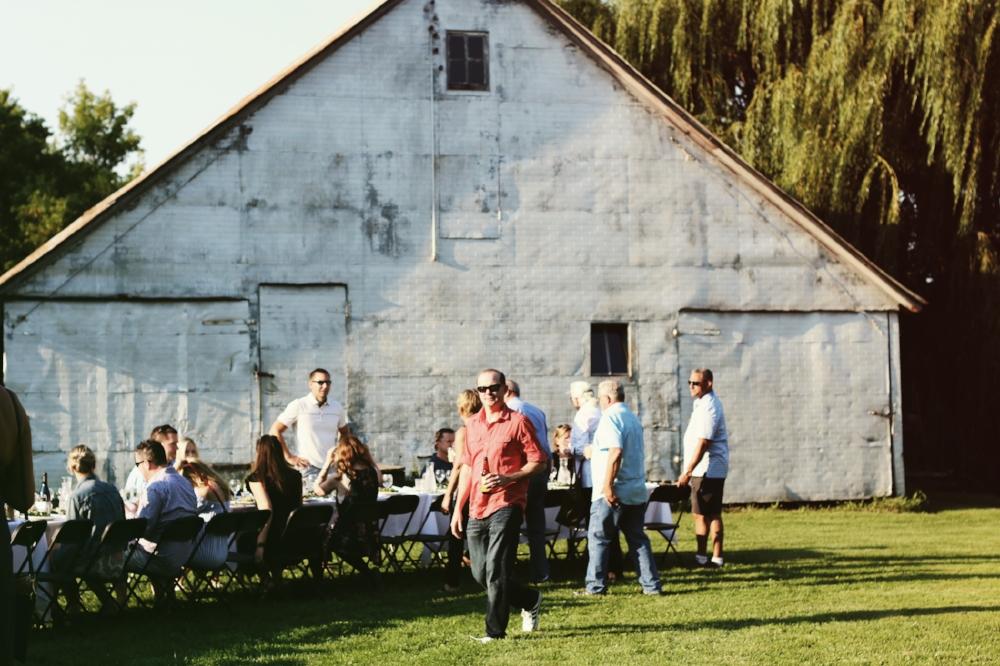 Farm Dinner Party // Senn & Sons