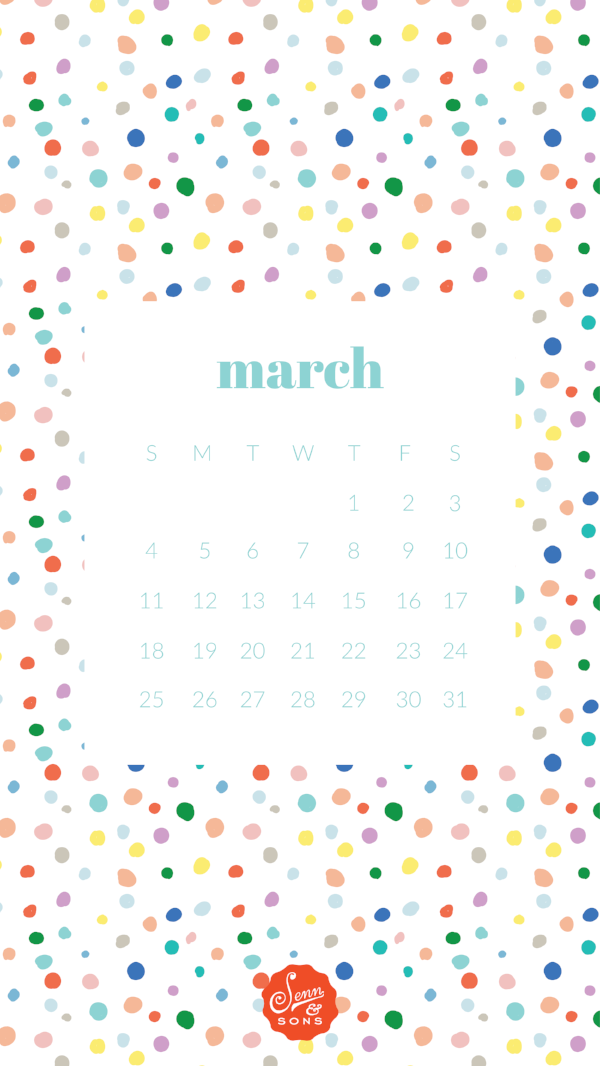 Download March Phone Wallpaper Here