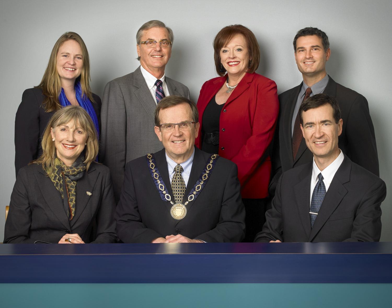 Oak Bay Council - 2014 to 2018