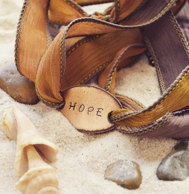 "Hope is such a powerful thing. It takes just a tiny sliver to change the tide. Don't give up, don't grow weary, trust in Him. ❤️ ""But those who hope in the Lord will renew their strength. They will soar on wings like eagles; they will run and not grow weary, they will walk and not be faint."" Isaiah 40:31"