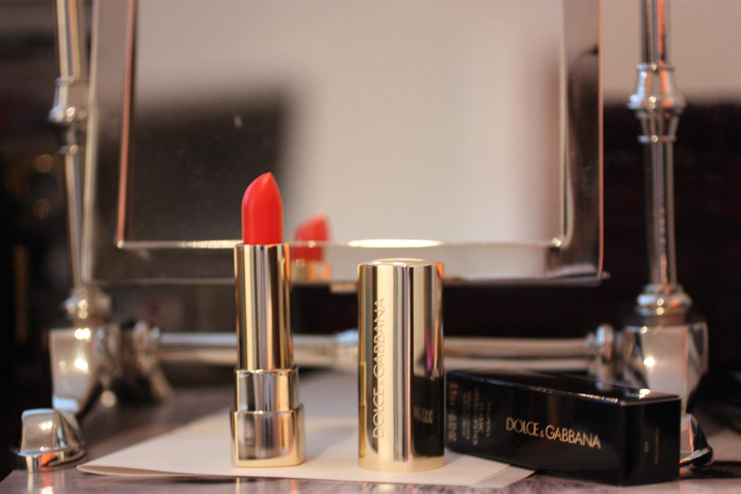Dolce & Gabbana The Cream Classic Lipstick #420 Cosmopolitan