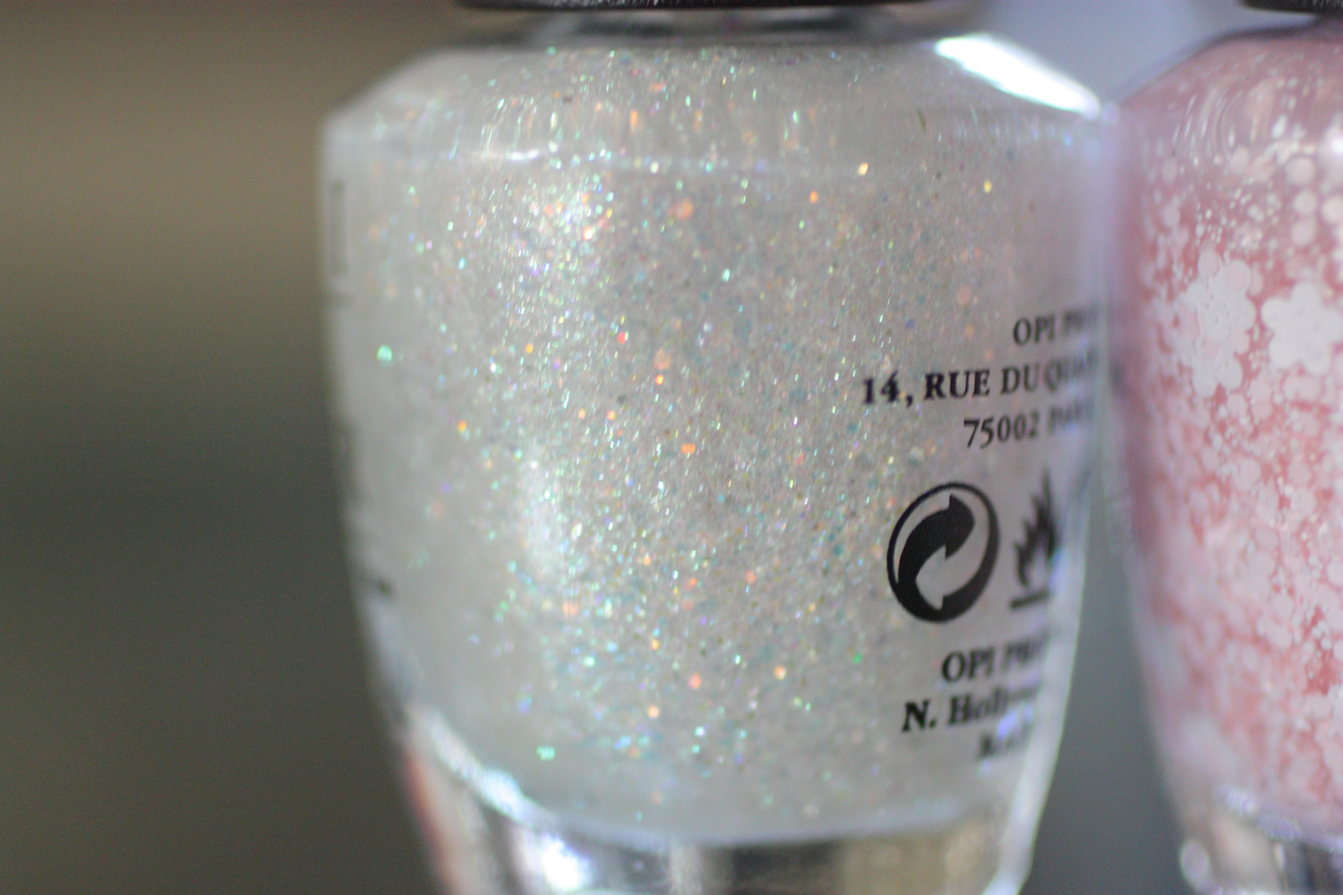 OPI Make Light of the Situation from the 2015 Soft Shades collection
