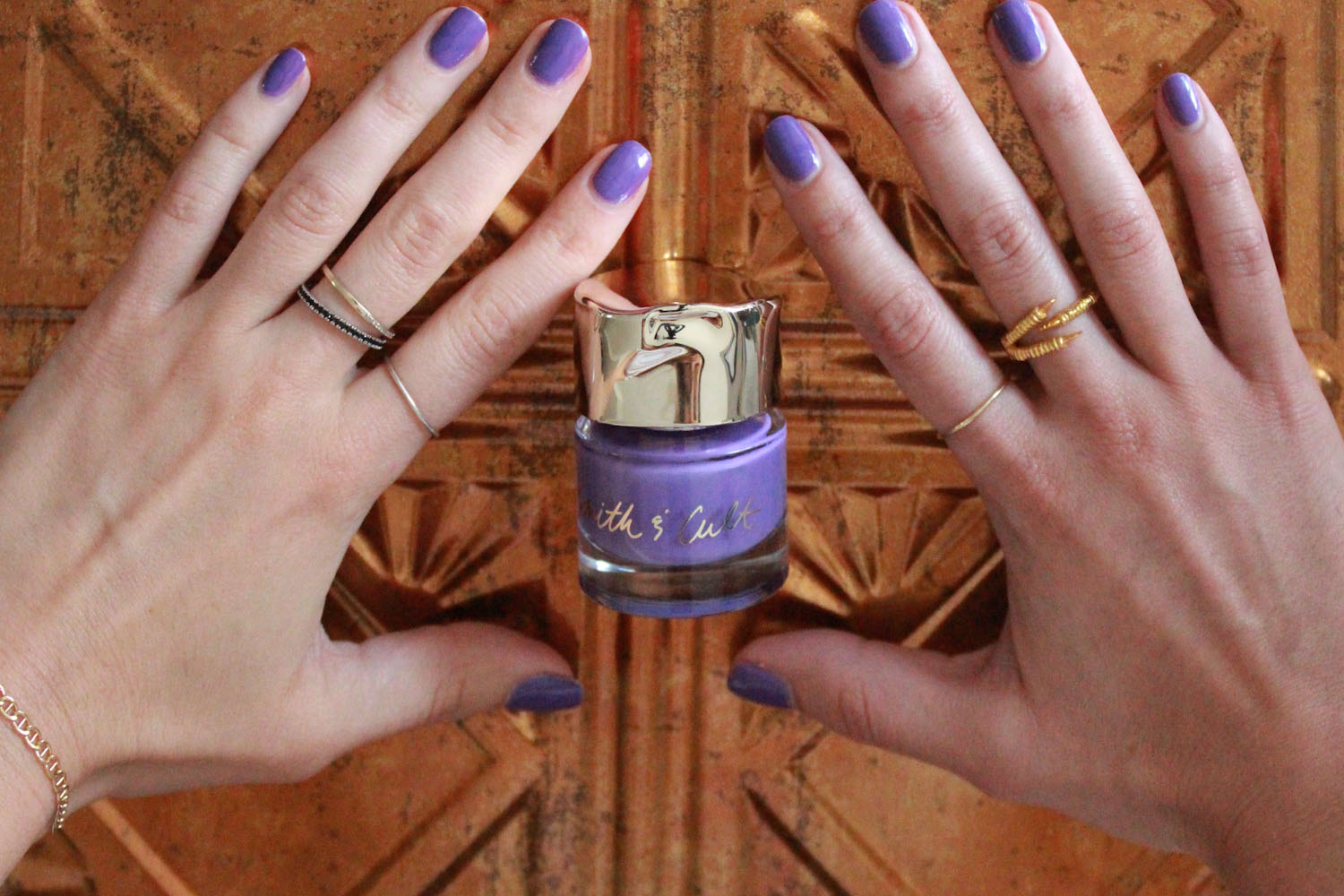 Smith & Cult Nail Polish in Check The Rhyme