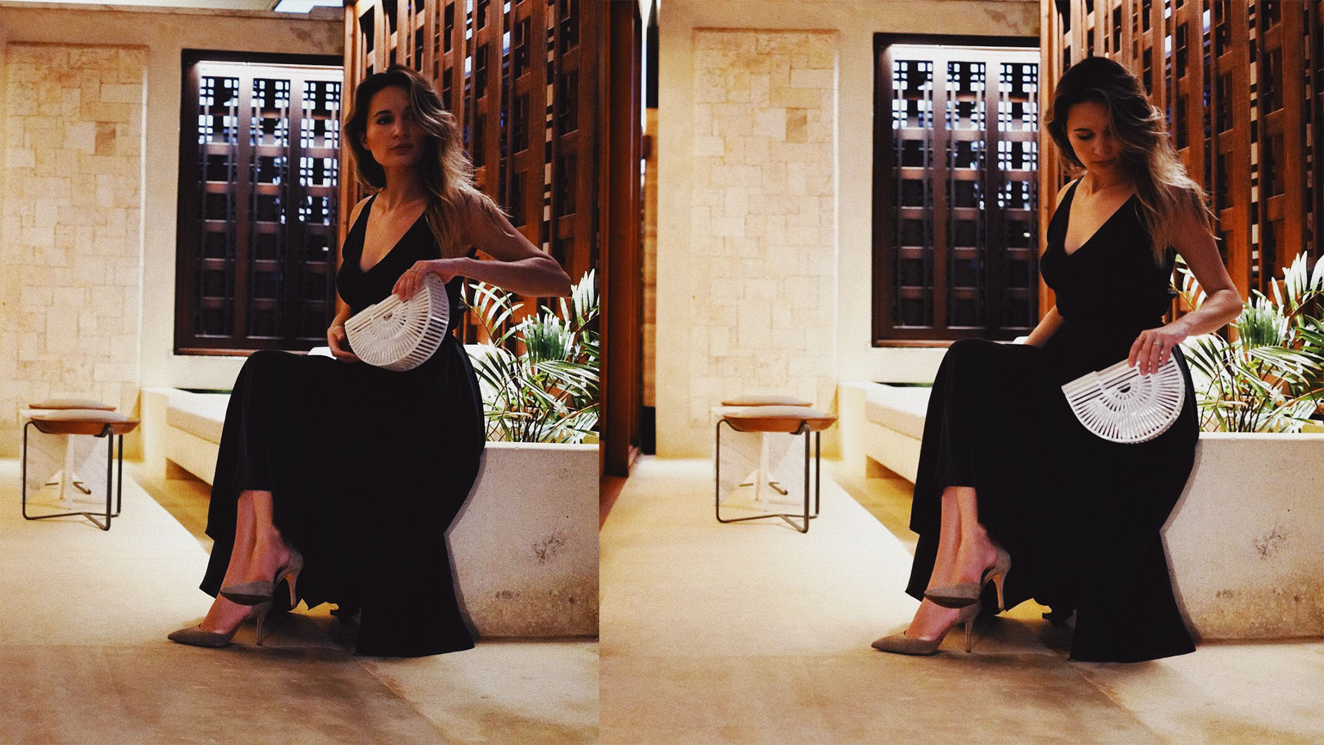 DRESS -   & OTHER STORIES     BAG -   CULT GAIA     HEELS -  VINCE