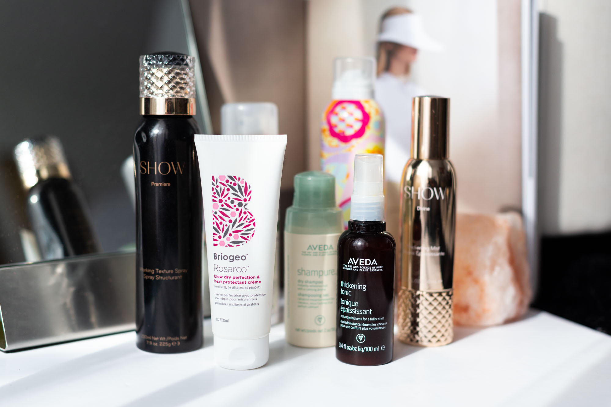 fine hair products