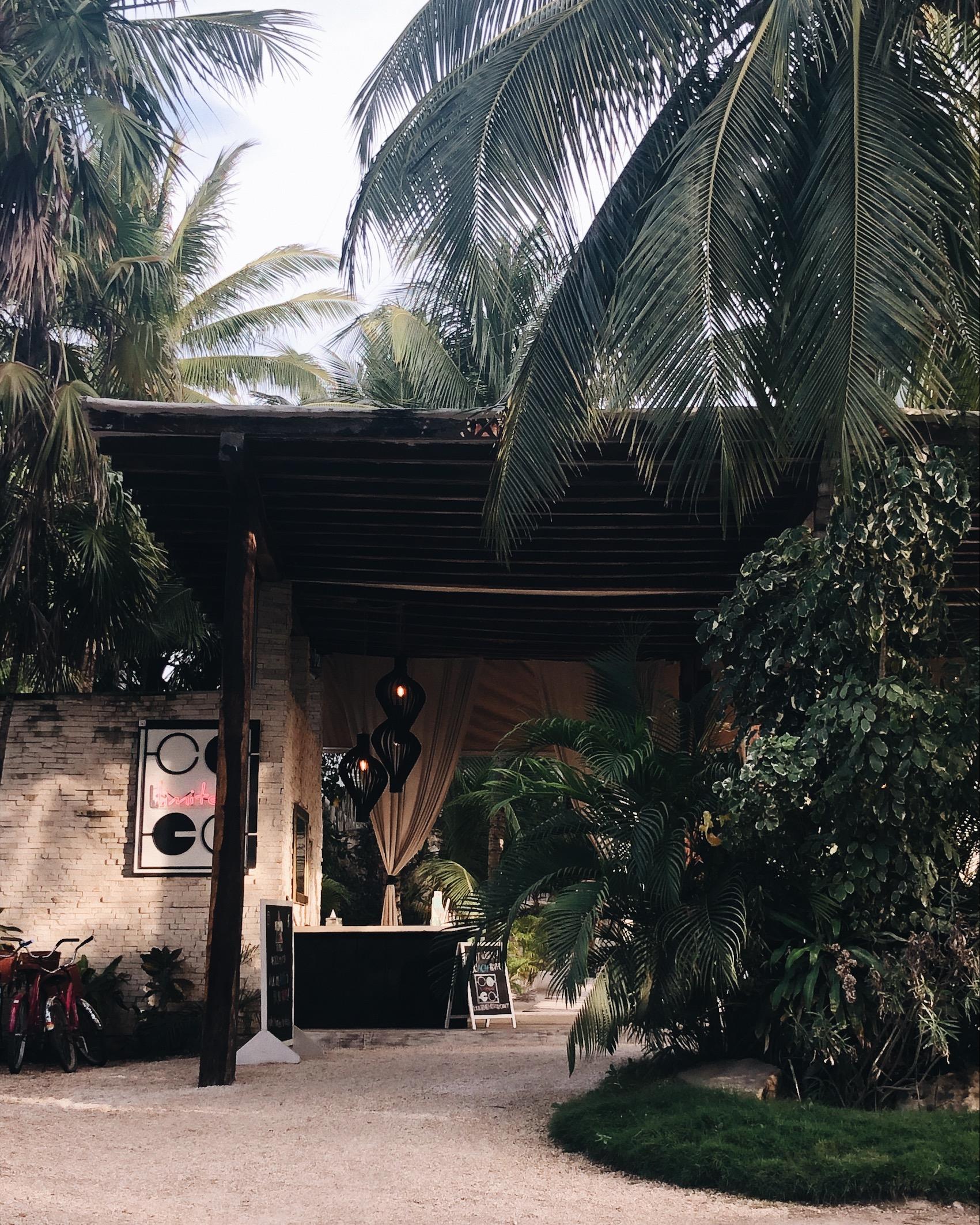 coco beach tulum