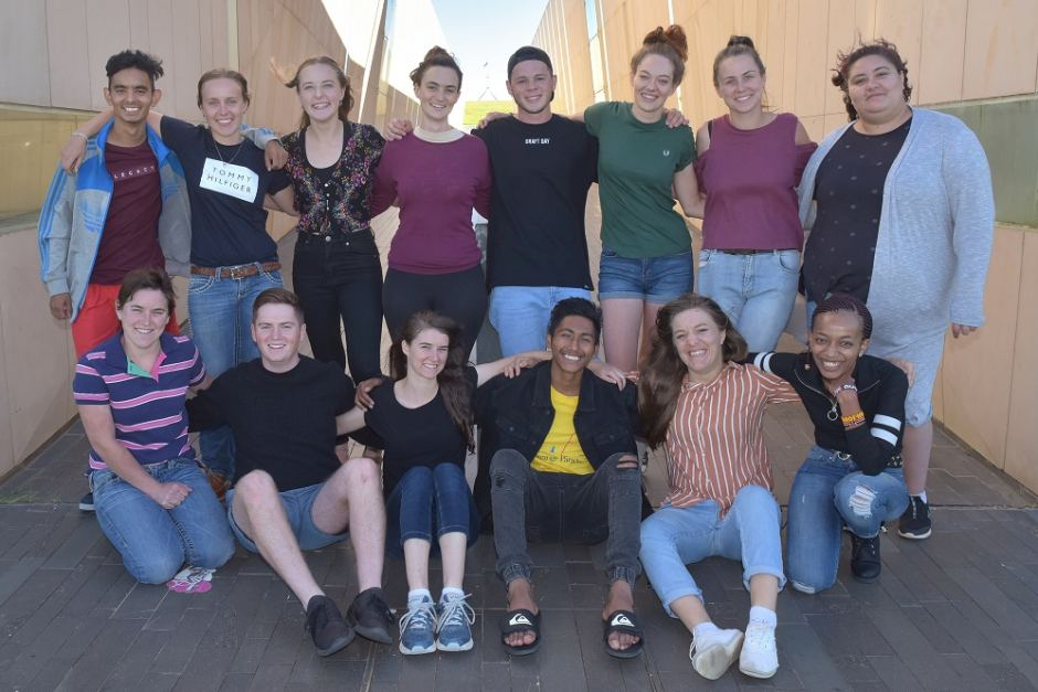 The 2019 Heywire Trailblazers