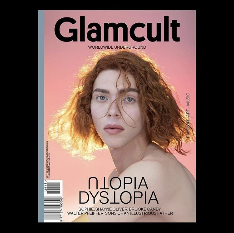 Buy a copy of issue #129 - shop.glamcult.com