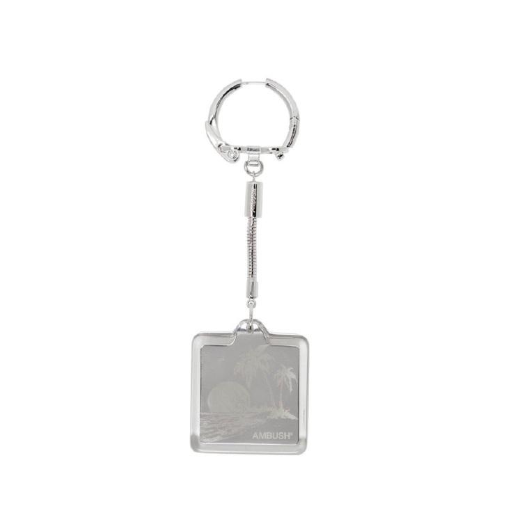AMBUSH Souvenir Keychain Earring $665 -