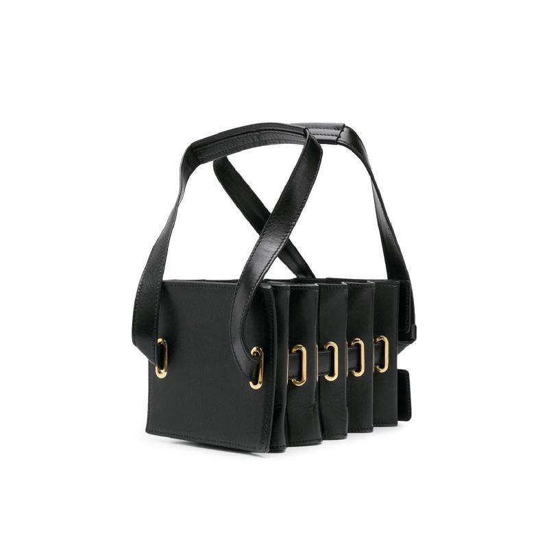 Y/PROJECT Mini Accordion Bag $1029 -