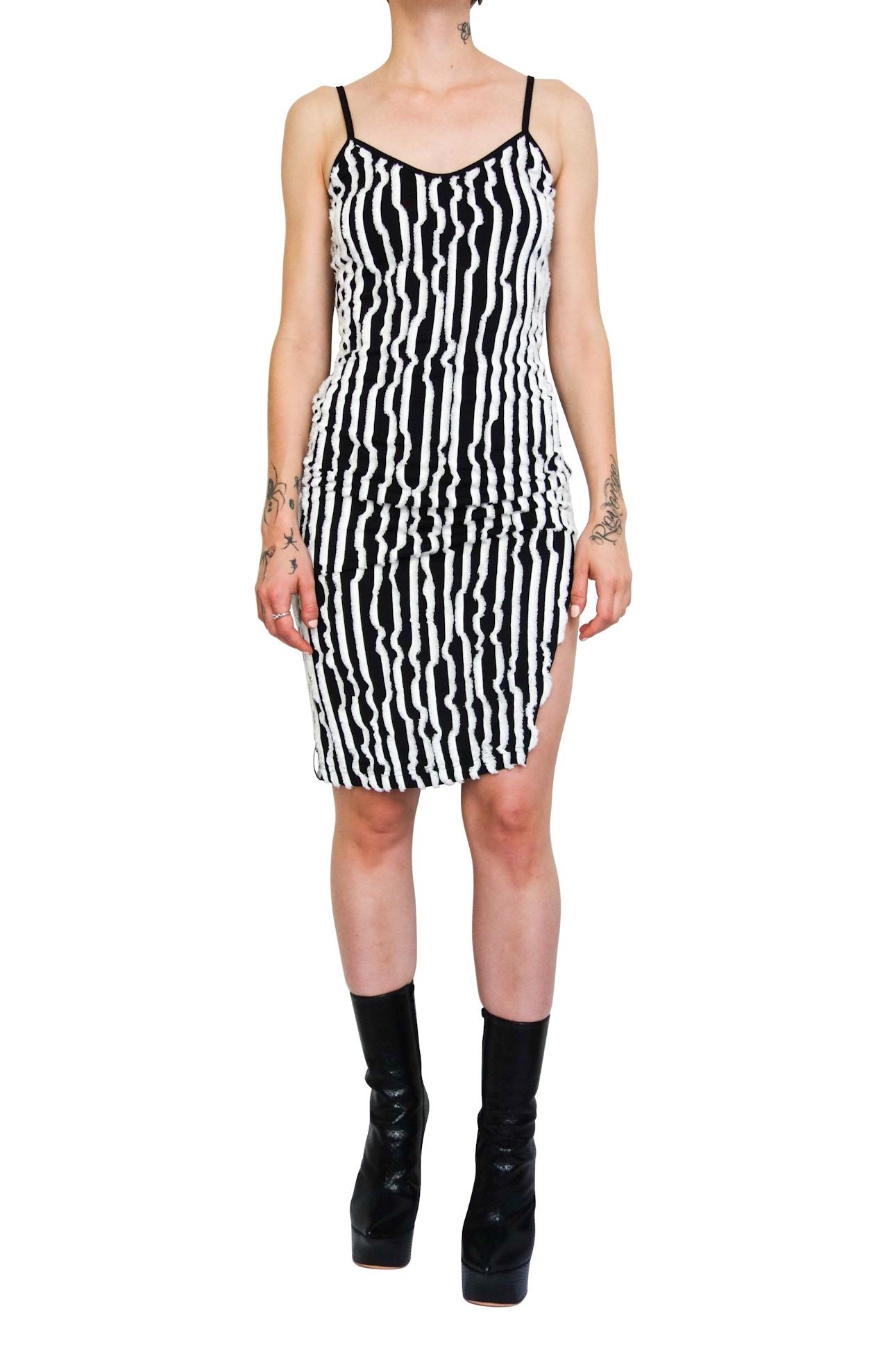 Y/PROJECT Split Mini Dress $1049 -