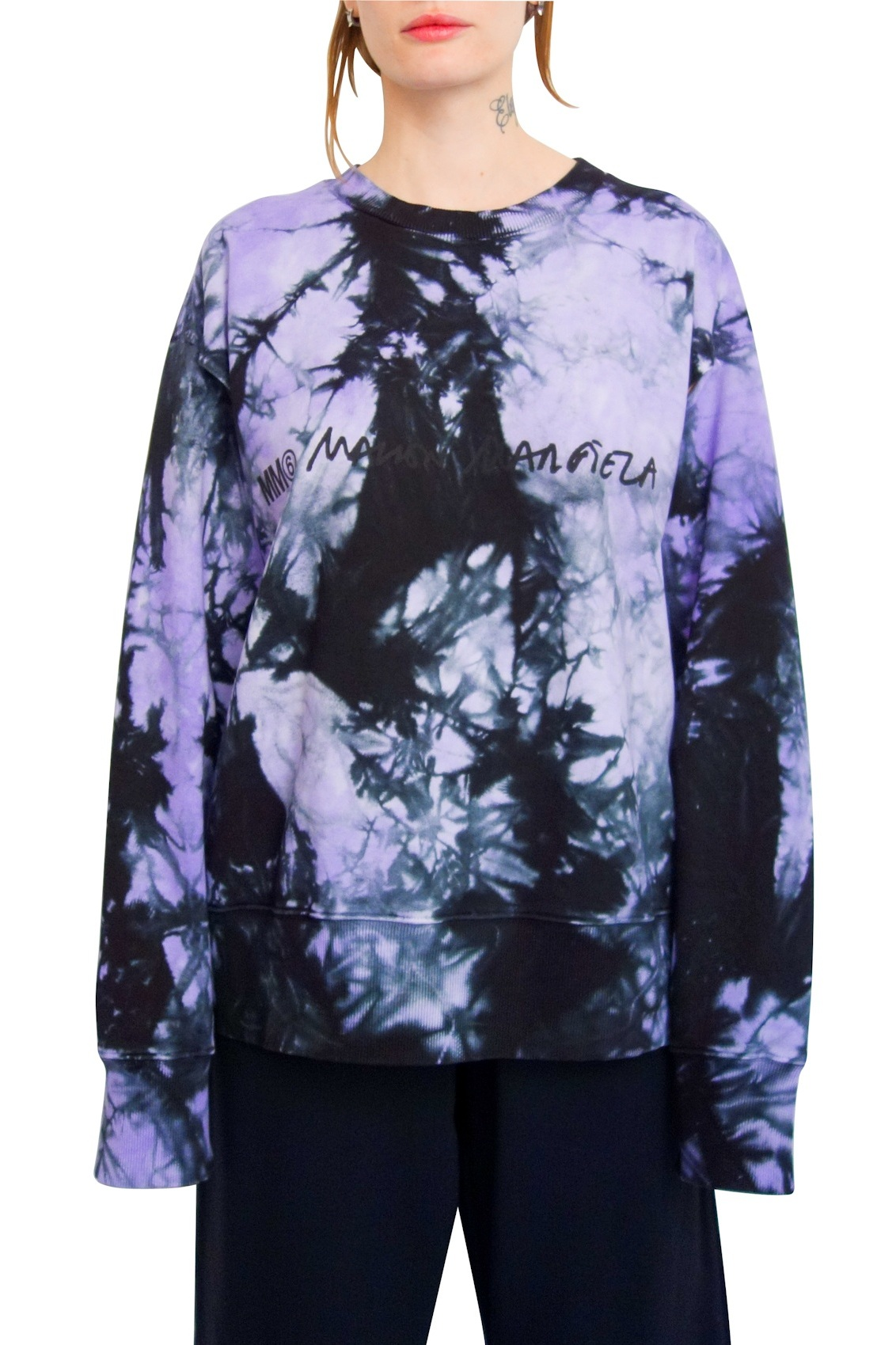 MM6 MAISON MARGIELA Tie Dye Sweater $565 -