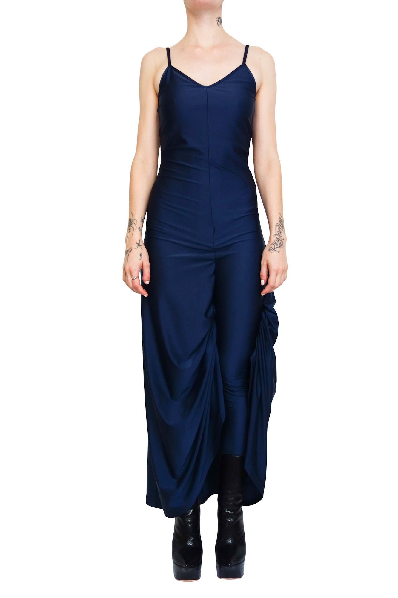 Y/PROJECT Draped Pant Dress $1195 -