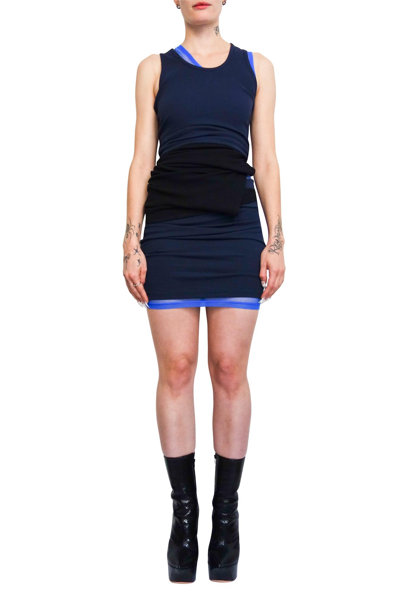 Y/PROJECT Multi Layer Mini Dress $659 -