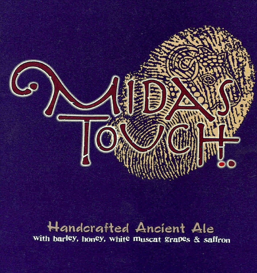 Midas Touch from Dogfish Head's Ancient Ales Collection