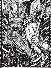 Ravaged by Vikings