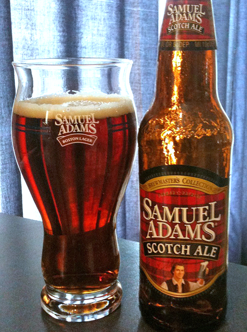Sam Adams Scotch Ale