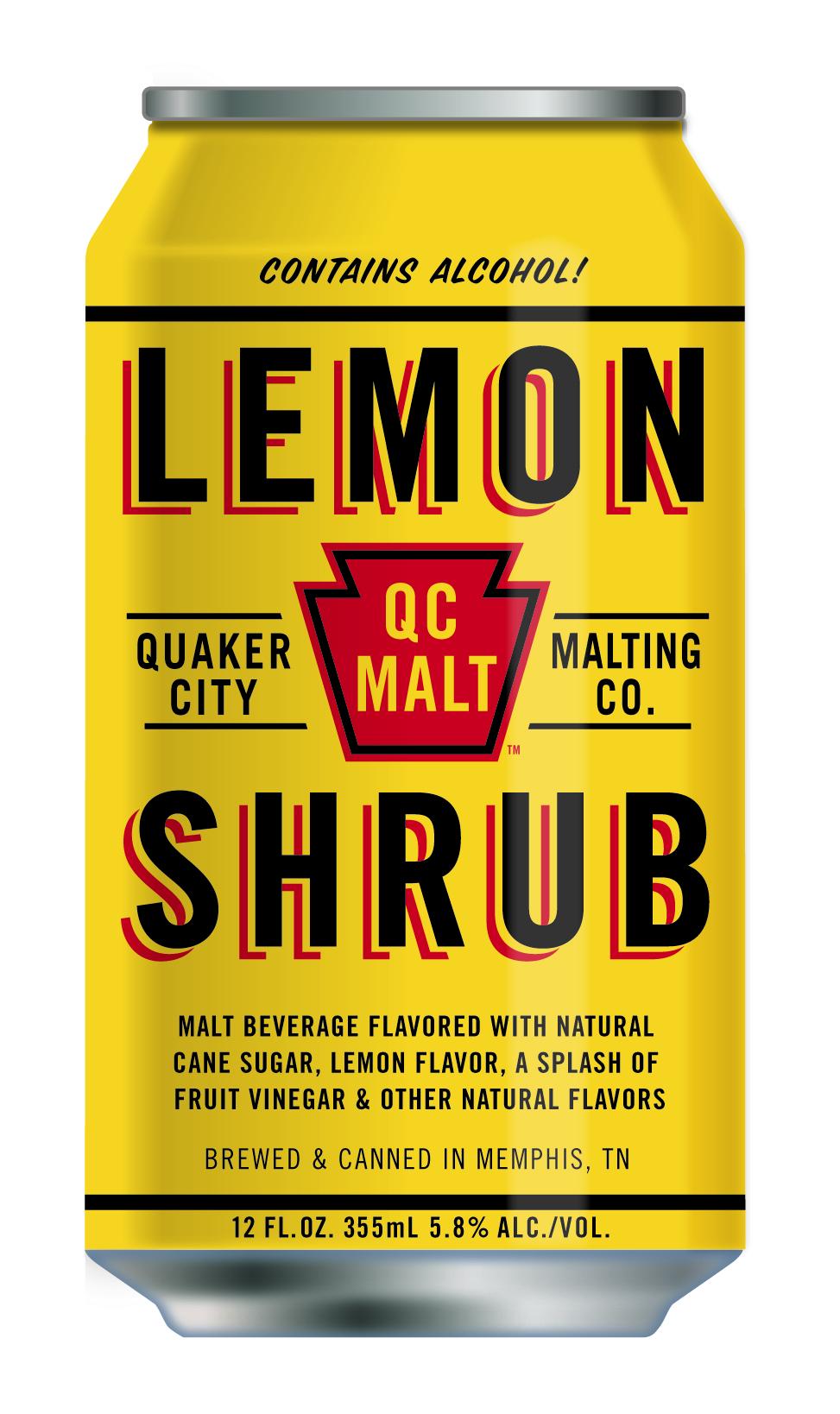 Lemon Shrub, by QC Malt