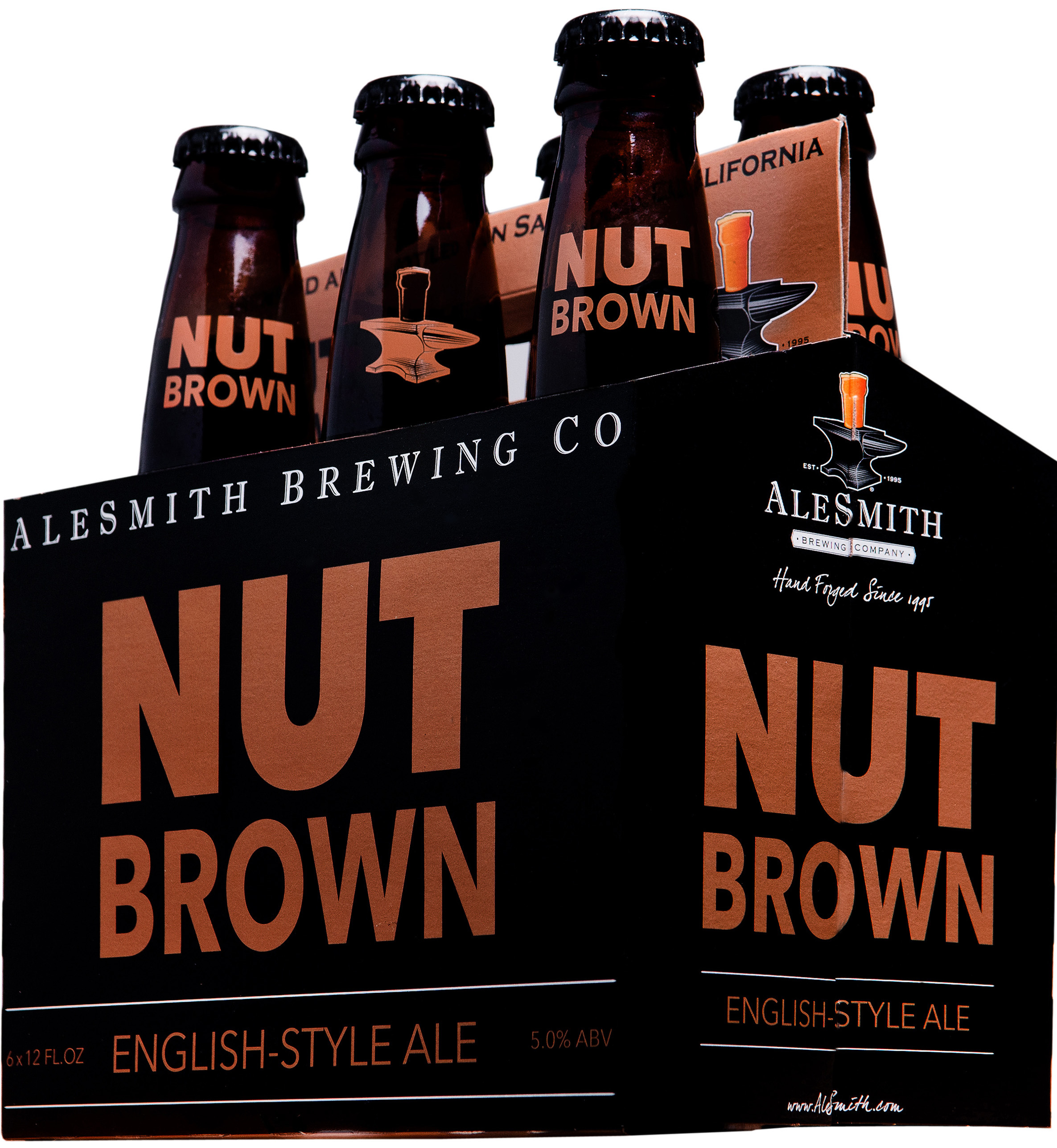 Alesmith Brewing Company's Nut Brown Ale