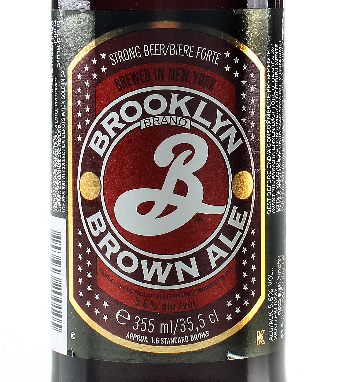Brooklyn Brewery's Brooklyn Brown Ale