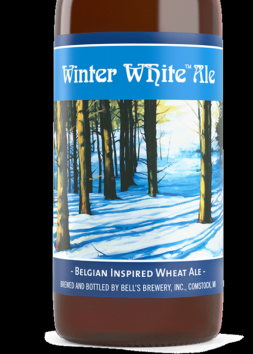 "Bell's Winter White ""Belgian Inspired"" Wheat Ale"