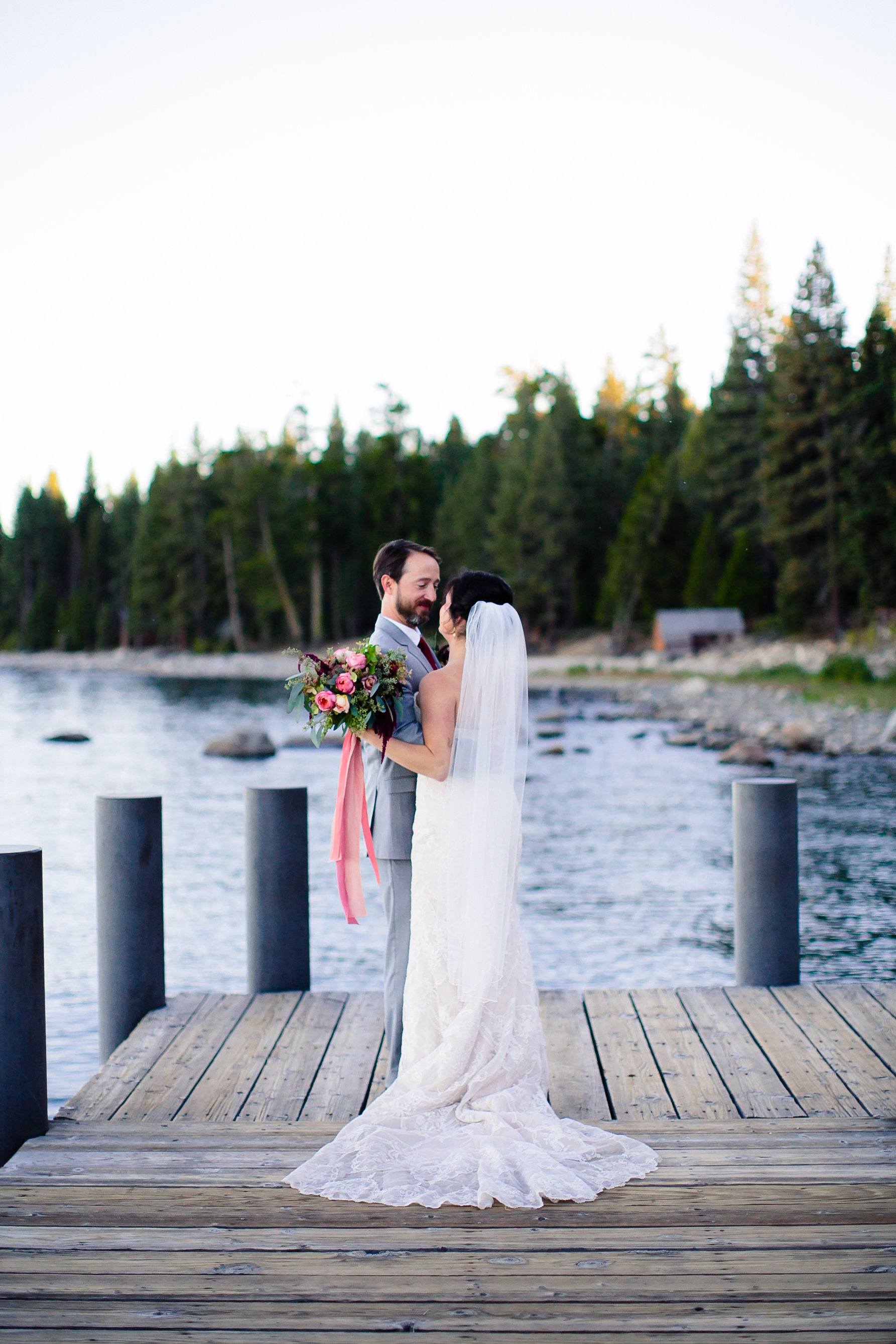 Julianna + BRIAN Lake Tahoe | CA
