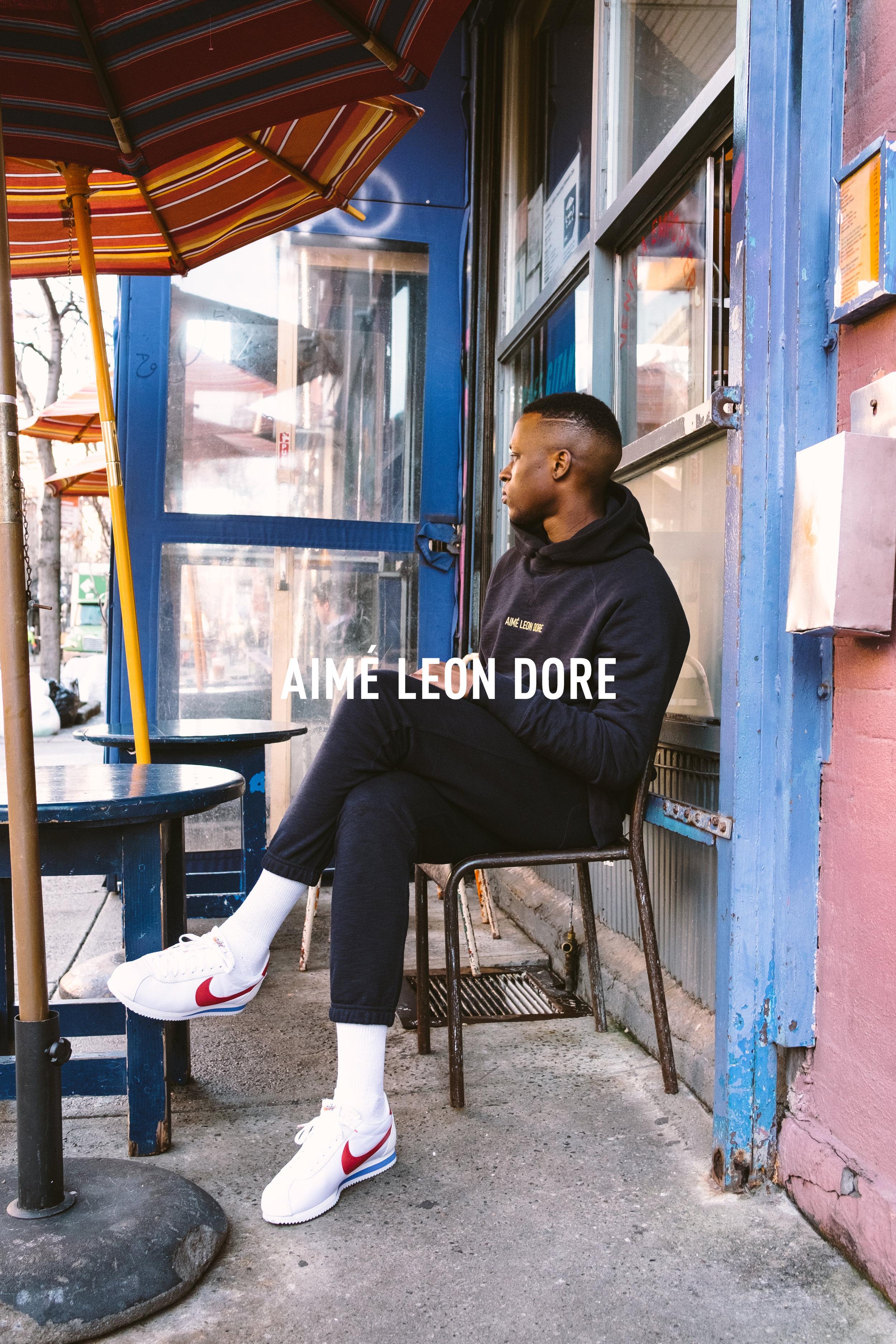 Aimé Leon Dore   Spring / Summer 2017 Campaign