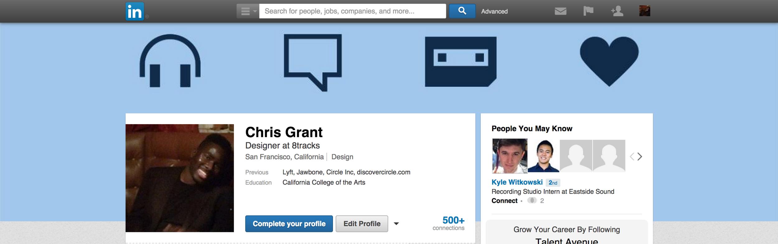 LinkedIn Cover-photos   brand/identity, visual design