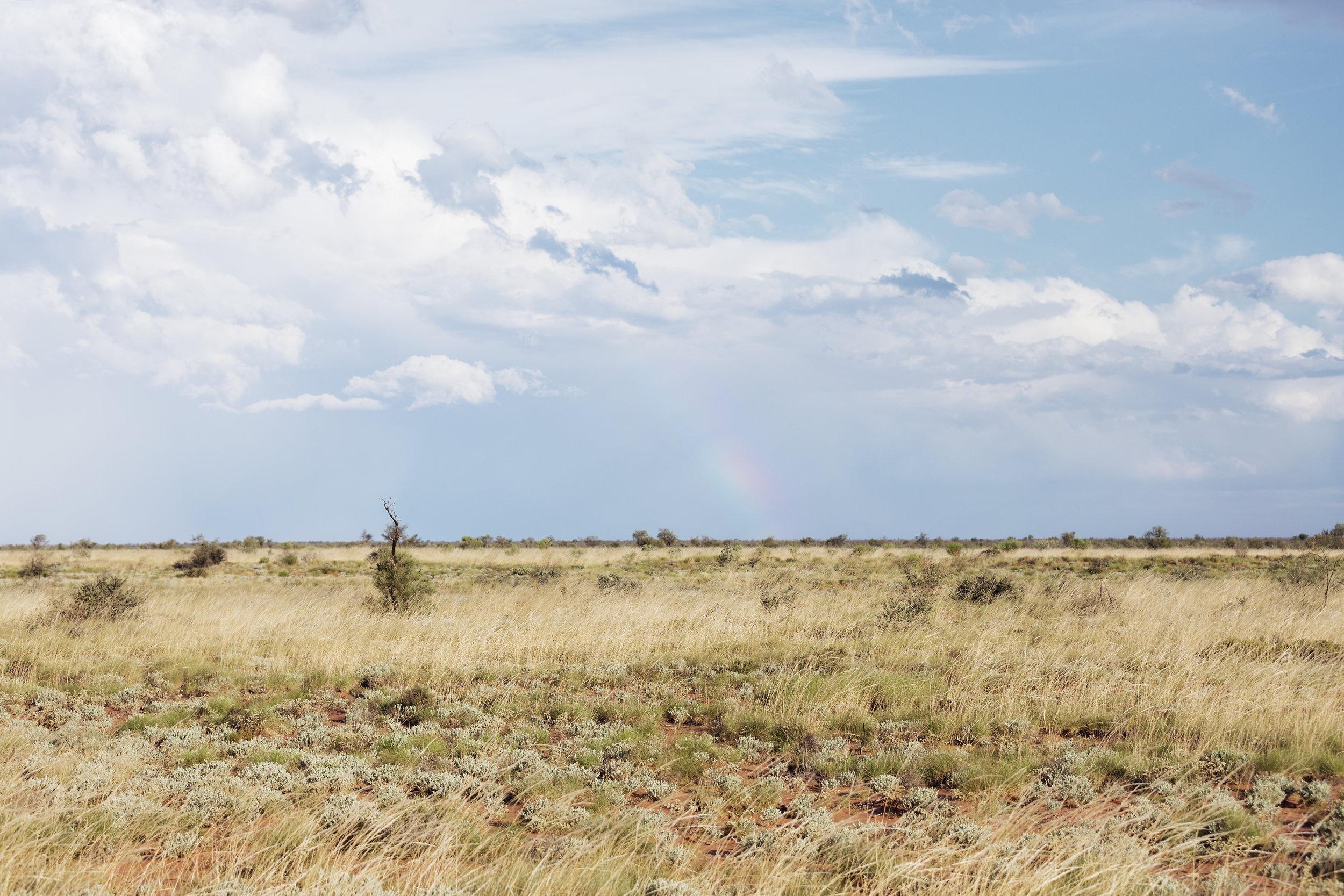 10  Tanami Rainbow      -19.906674, 129.440811     Tanami Desert, Warlpiri country, NT,2016
