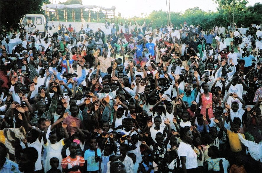 Kampala, Uganda, Africa